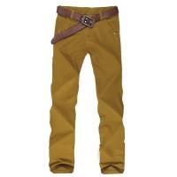 经典大方休闲长裤[3色]|6005