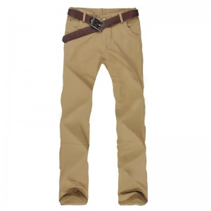 简约大气休闲长裤[3色] 6003